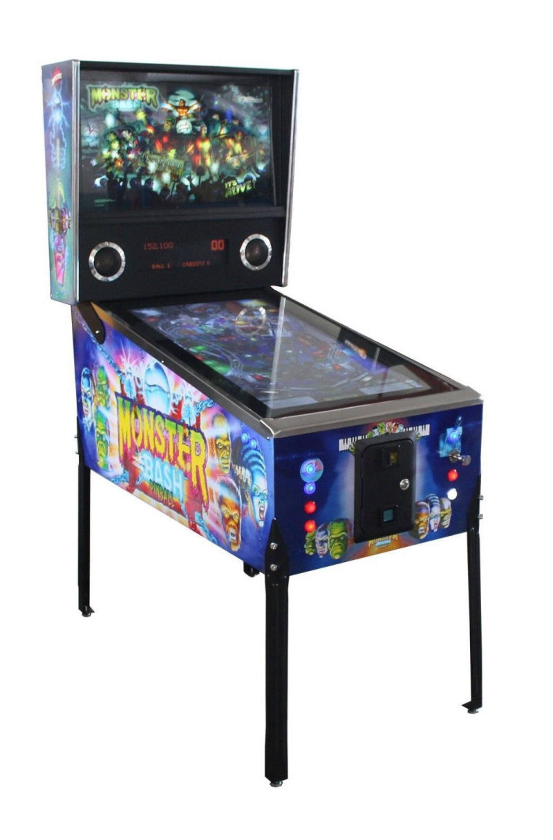 49 inch Virtual Pinball - Product Information Page